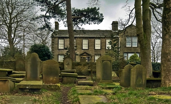 Bronte Parsonage Museum, Haworth